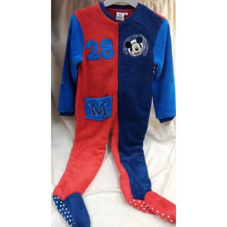 Pijama manta de minnie mouse disney