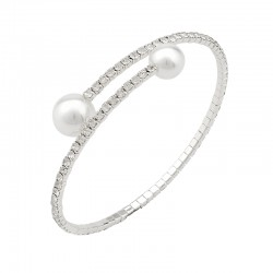 Pulsera Circle Pearls