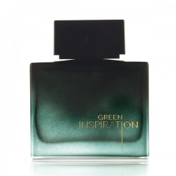 GREEN  INSPIRATION FOR MEN