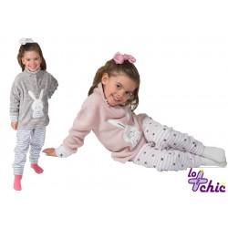 Pijama Niña Coralina BH Maica 6